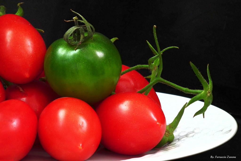 No todos los tomates son iguales.
