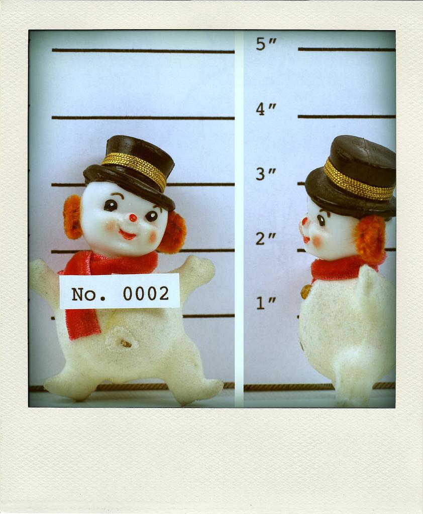 Este muñequillo podría ser más alto.