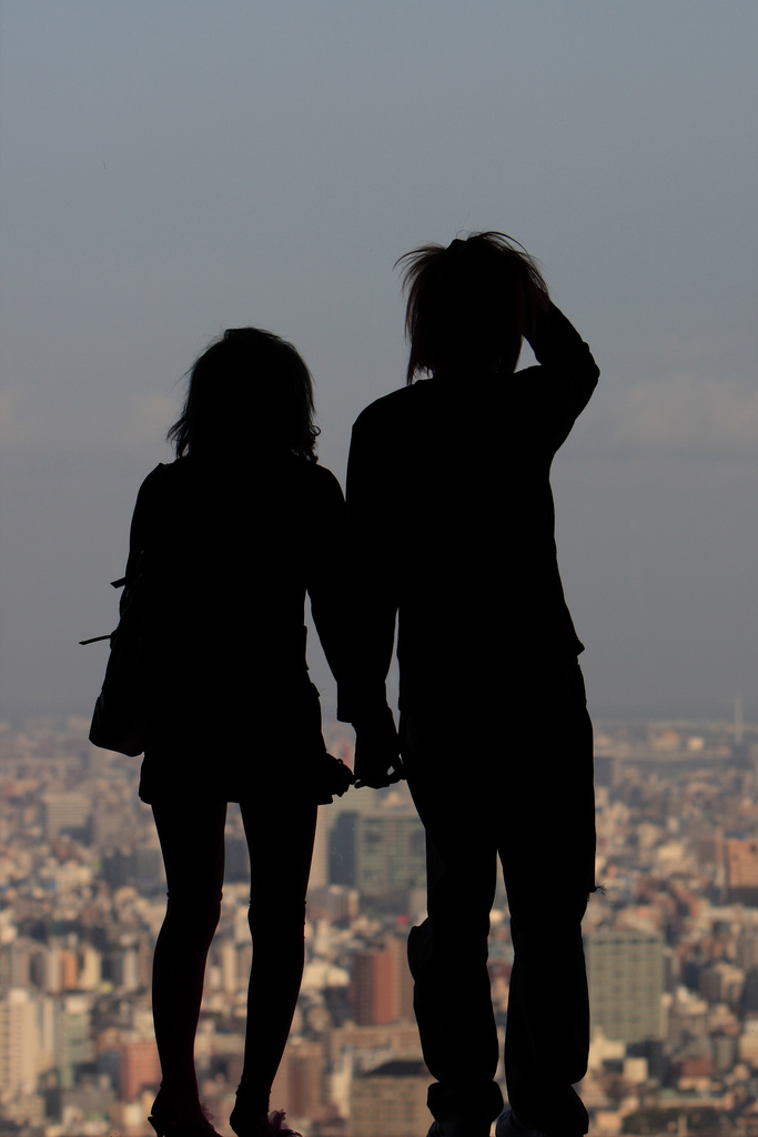 pareja