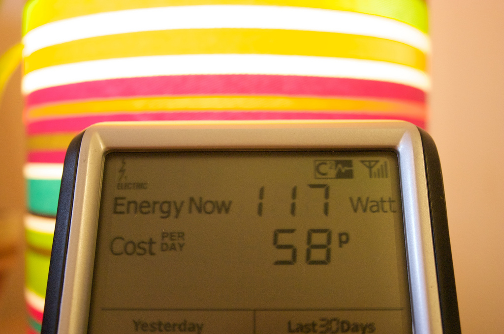 medidor de energía