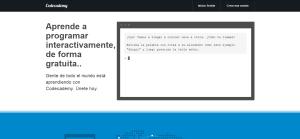 Las 7 mejores páginas de cursos online Code Academy