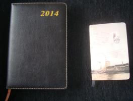 dos cuadernos de semillas