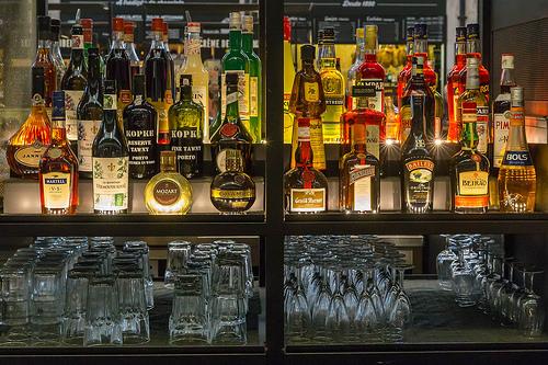 consumir alcohol moderadamente