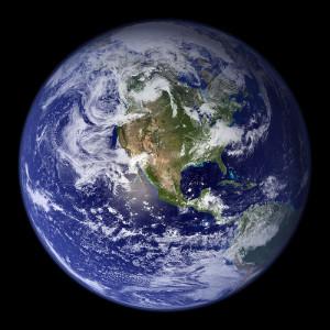 earth by Nasa