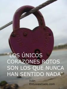 unicos corazones rotos