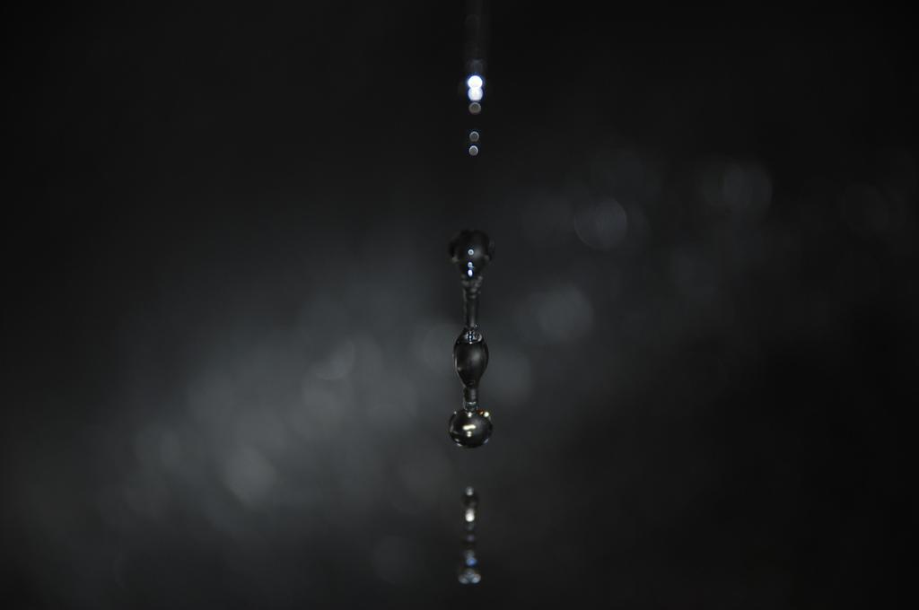 Somos líquidos, aunque a veces queramos pensar que estamos congelados en una virtud.
