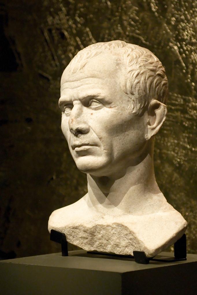 Julio César y el éxito ajeno