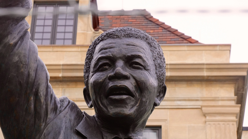8 citas para entender a Nelson Mandela