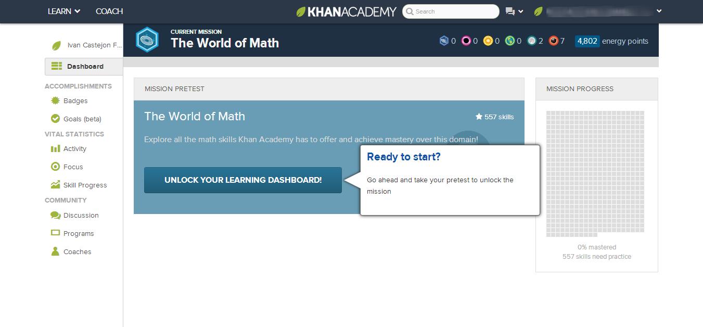 Las 7 mejores páginas de cursos online Khan Academy