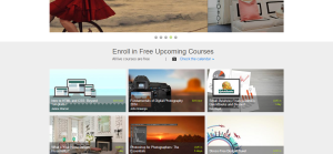 Las 7 mejores páginas de cursos online Creative