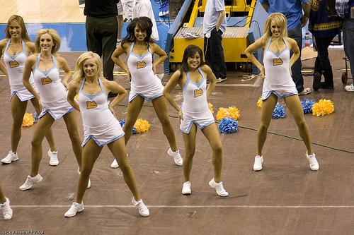 Efecto cheerleader