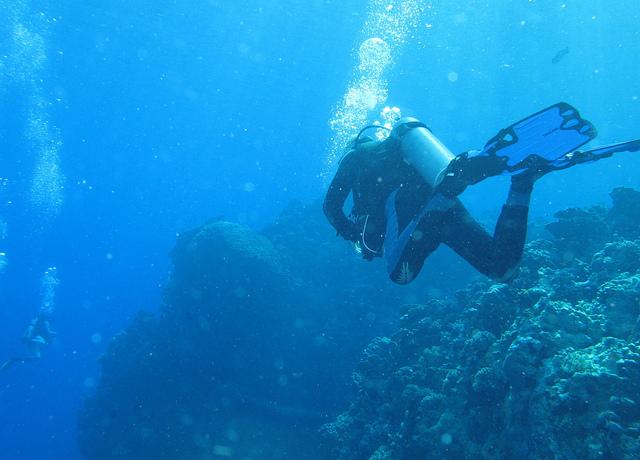 Derek Keats Seguir Diving