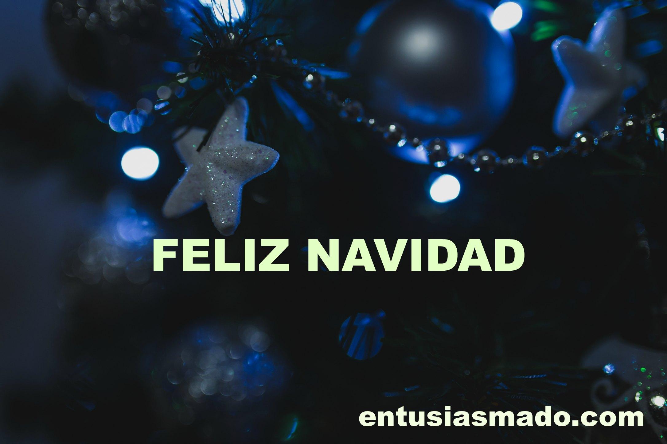 Feliz navidad Entusiasmado